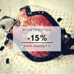 Black Friday torna anche da Atelier Marega